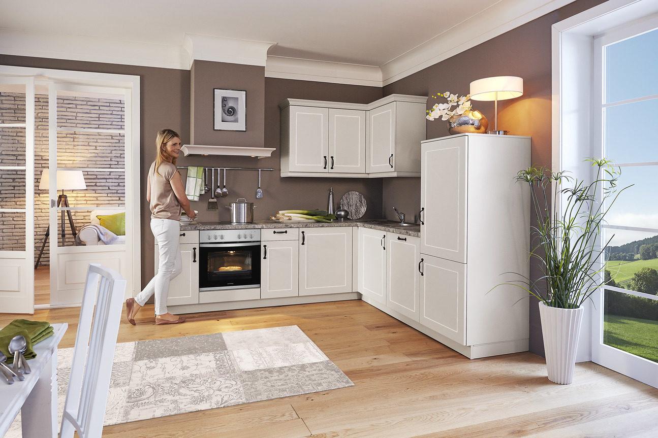 Wohnkauf Zeller Weilburg | Möbel A-Z | Küchen | Einbauküche mit ...