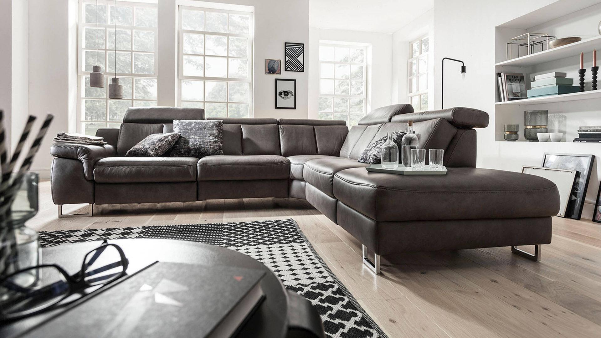 Wohnkauf Zeller Weilburg, Interliving Sofa Serie 10