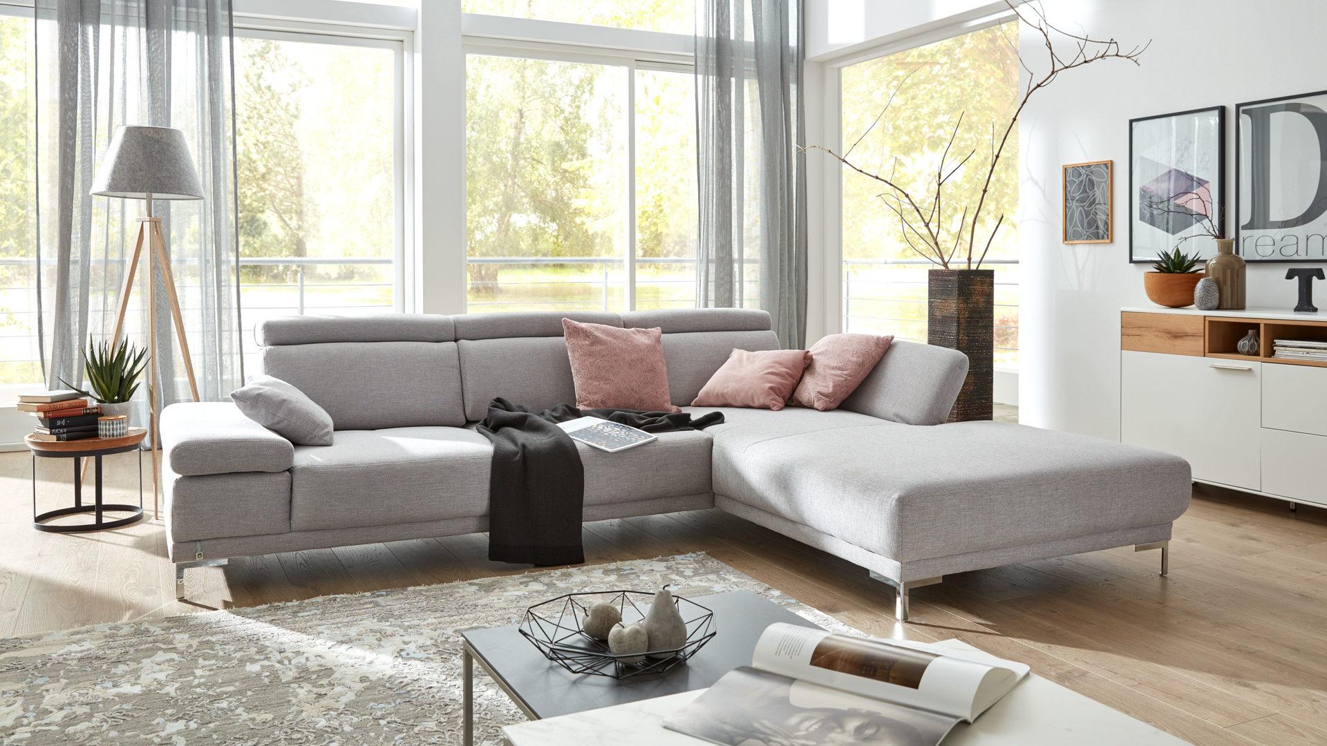 Wohnkauf Zeller Weilburg, Möbel A-Z, Interliving, Interliving Sofa