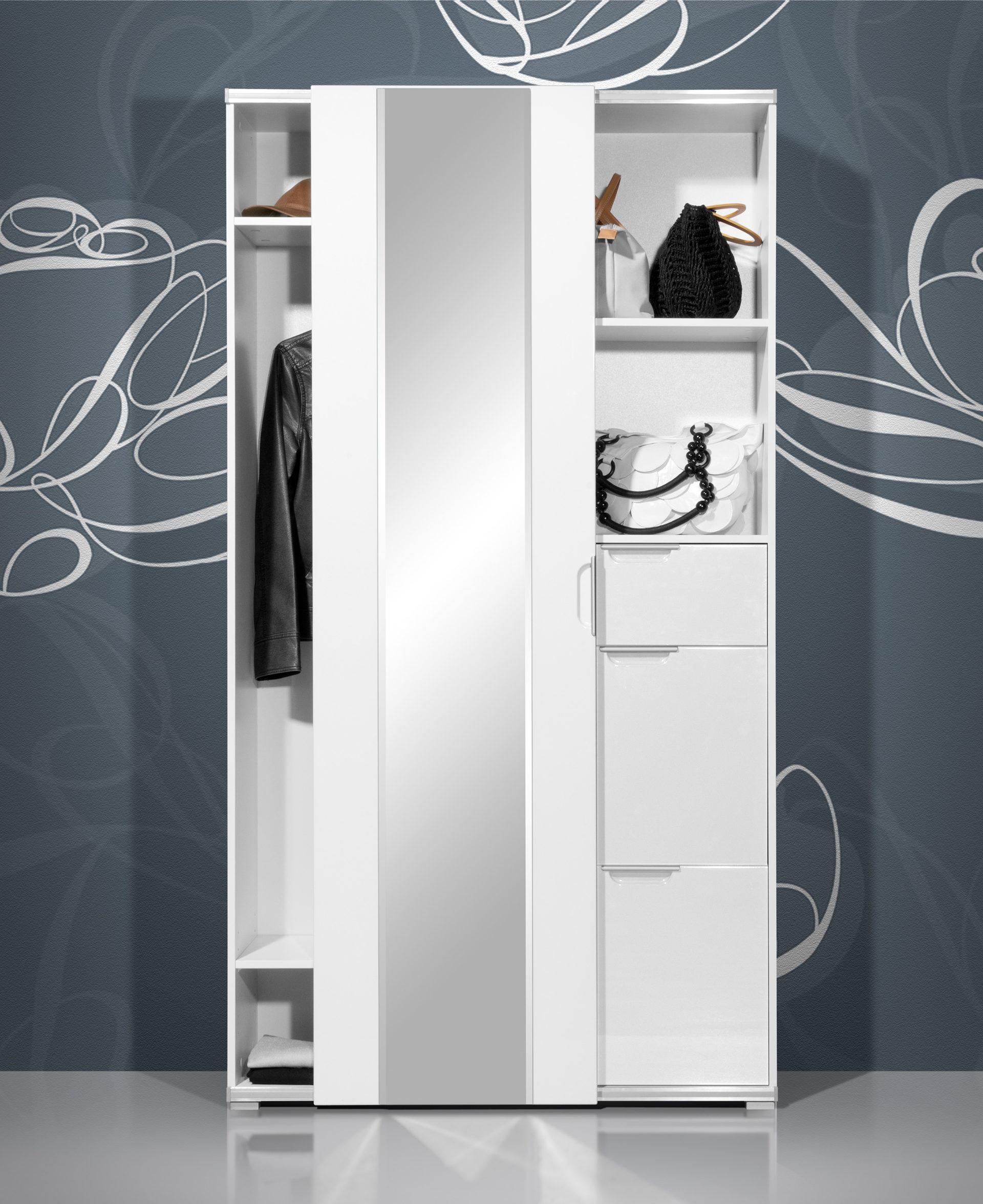 Moderne Garderobenschränke wohnkauf zeller weilburg räume flur diele garderobenschrank