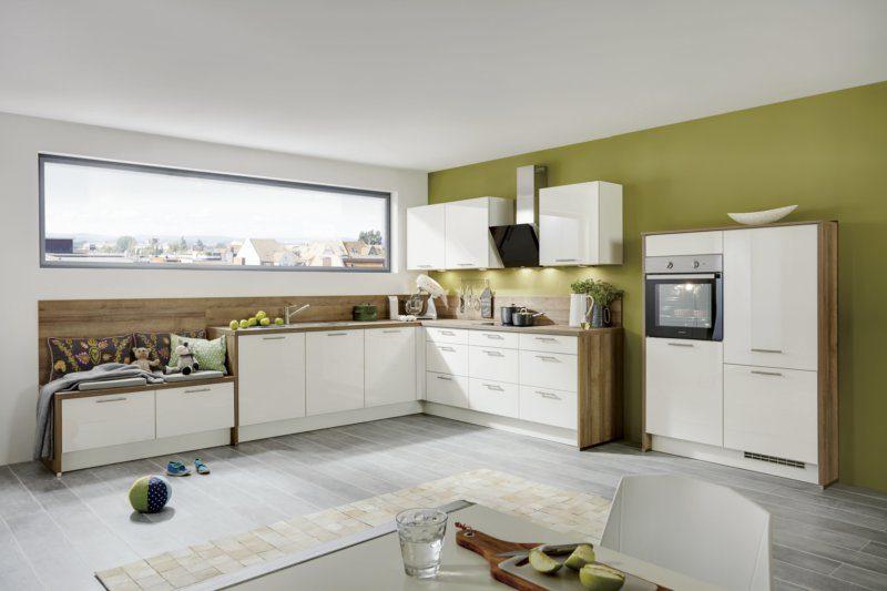 Einbauküchen mit elektrogeräten  Wohnkauf Zeller Weilburg, Möbel A-Z, Küchen, Einbauküchen ...